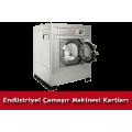 Endüstriyel Çamaşır Makinesi Kartları