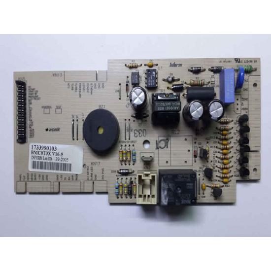 Arçelik 6095 Edı Bulaşık Makinesi Elektronik Kart