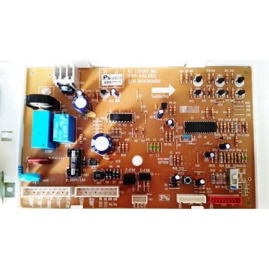 Ariston Nmtz 551 Nf Buzdolabı Elektronik kart