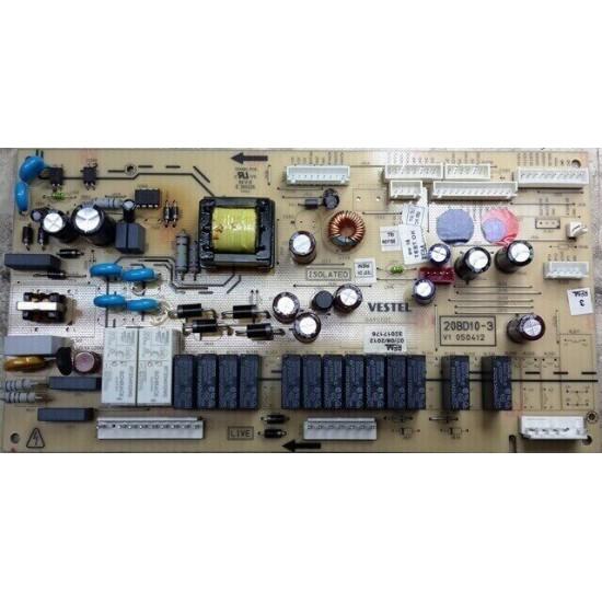 Puzzle Bza 4707 Buzdolabı Elektronik kart