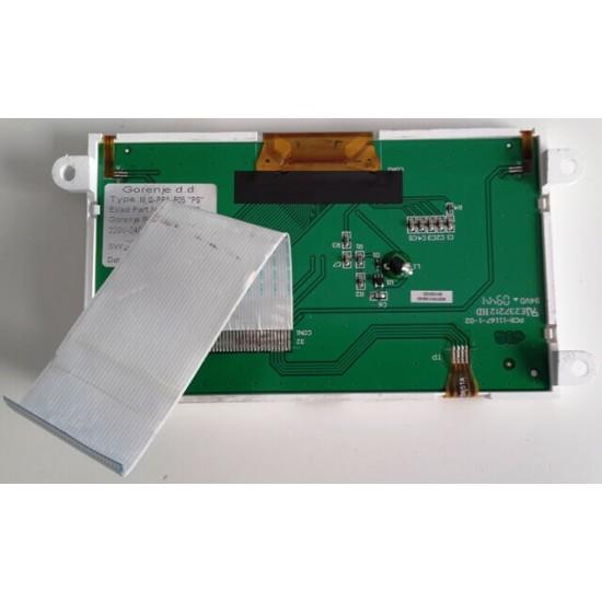 Arçelik 5200 Çamaşır Makinesi Lcd Panel Ekranı