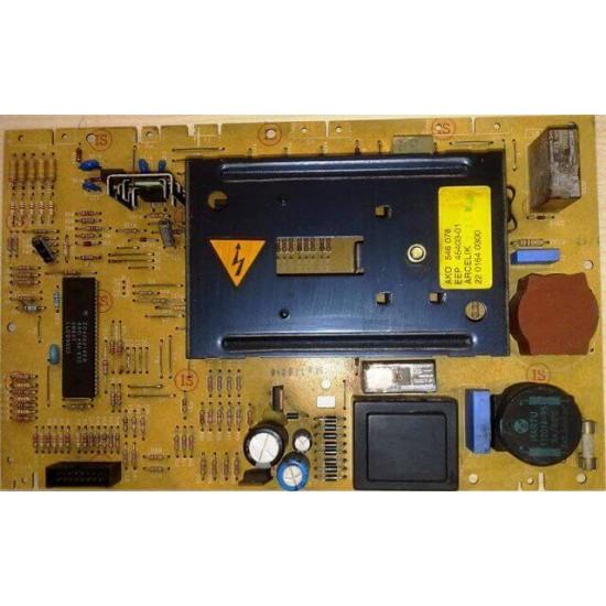 Arçelik 5500 E Çamaşır Makinesi Elektronik kart