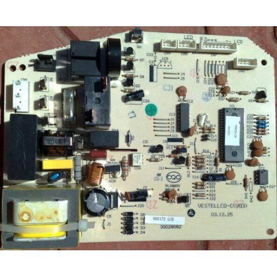 Seg 12000 Btü Klima Elektronik Kart