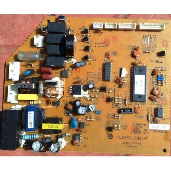 Seg 24000 Btü Klima Elektronik Kart