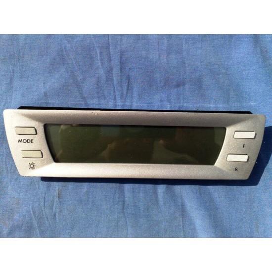 Lotus 540 Et Buzdolabı Lcd Ekran Dipslay
